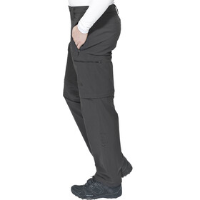 The North Face Exploration Pantalones convertibles Hombre, gris